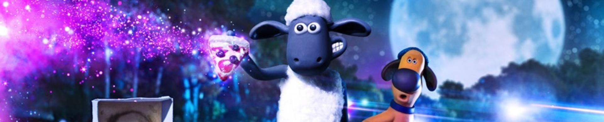 Shaun das Schaf: Ufo-Alarm
