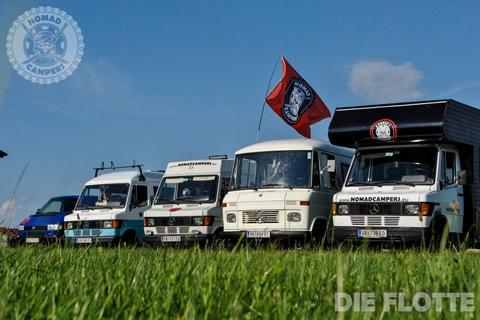 Nomad Campers (c) Nomad Campers