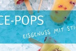 Ice-Pops - Eisgenuss mit Sti(e)l (c) Gräfe und Unzer